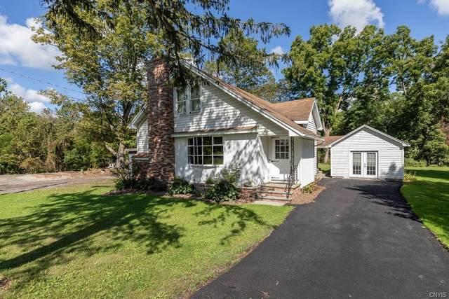 6209 Airport Road, Camillus, NY 13209 (MLS #S1366077) :: BridgeView Real Estate