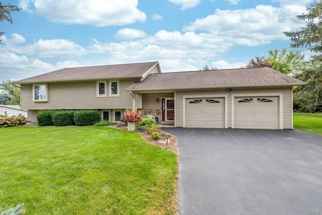 2778 Connors Road, Van Buren, NY 13027 (MLS #S1366079) :: BridgeView Real Estate