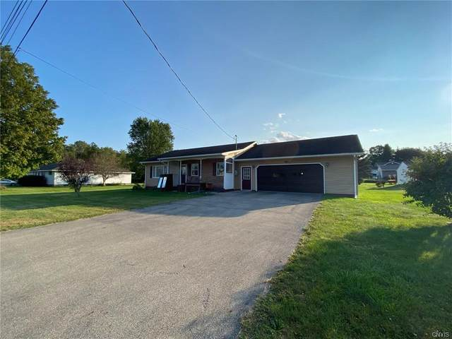 514 4th Avenue Extension, Frankfort, NY 13340 (MLS #S1366129) :: Thousand Islands Realty