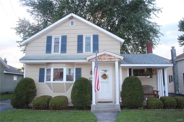225 Breen Avenue, Watertown-City, NY 13601 (MLS #S1366176) :: BridgeView Real Estate
