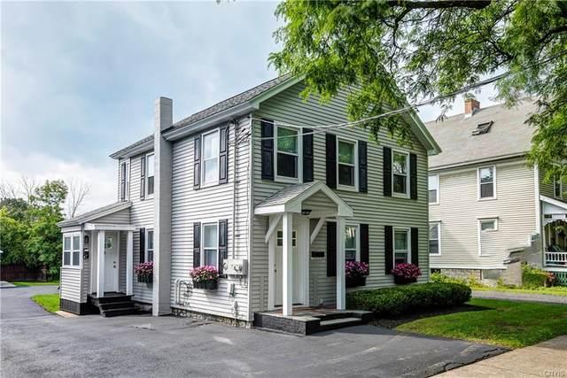 41 Jordan Street, Skaneateles, NY 13152 (MLS #S1366240) :: BridgeView Real Estate