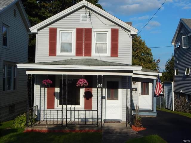 155 E 8th Street, Oswego-City, NY 13126 (MLS #S1366290) :: TLC Real Estate LLC