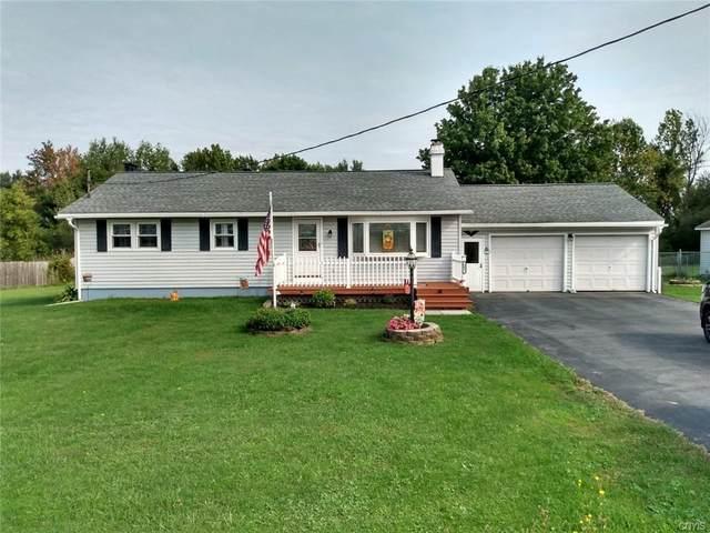 7067 W Carter Road, Westmoreland, NY 13440 (MLS #S1366314) :: Serota Real Estate LLC