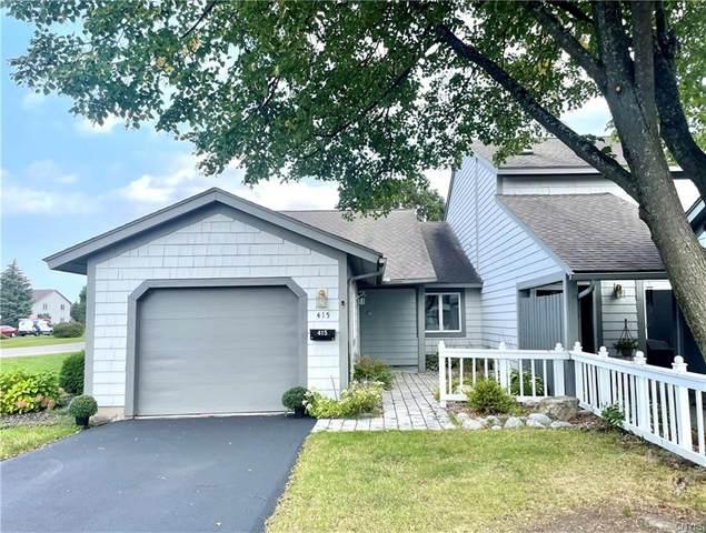 415 Summerhaven Dr N, Manlius, NY 13057 (MLS #S1366347) :: BridgeView Real Estate