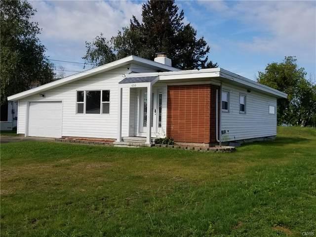 655 N No. Peterboro Street Street, Lenox, NY 13032 (MLS #S1366362) :: BridgeView Real Estate
