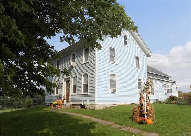 2876 Lumbard Road, Kirkland, NY 13328 (MLS #S1366452) :: BridgeView Real Estate