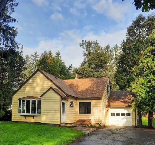 7493 River Road, Lysander, NY 13027 (MLS #S1366455) :: BridgeView Real Estate