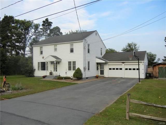 7760 Ridge Road, Lowville, NY 13367 (MLS #S1366578) :: BridgeView Real Estate