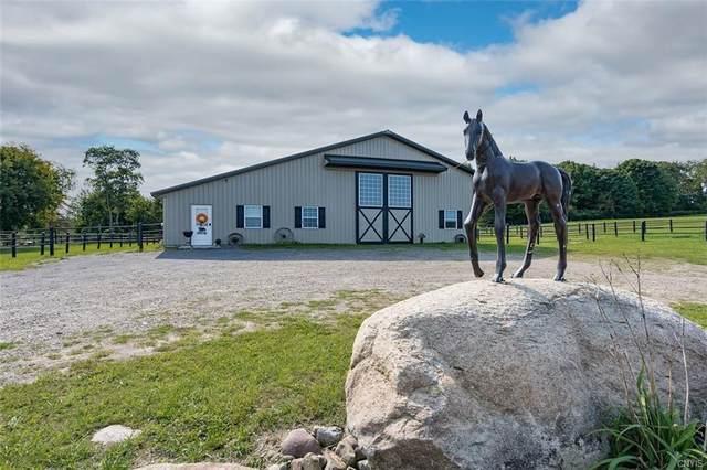 5 Ouderkirk Road, Sandy Creek, NY 13142 (MLS #S1366607) :: Serota Real Estate LLC