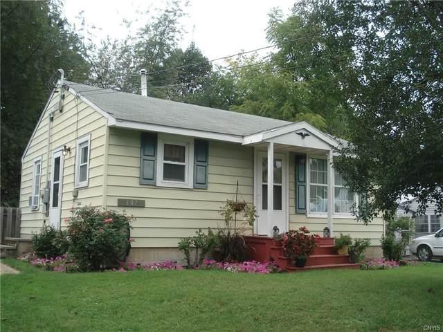 607 Forbes Avenue, Sullivan, NY 13037 (MLS #S1366651) :: Avant Realty