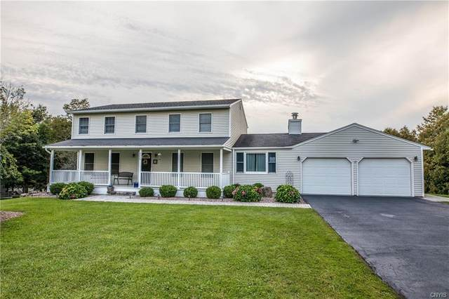 4555 Limeledge Road, Marcellus, NY 13108 (MLS #S1366667) :: BridgeView Real Estate