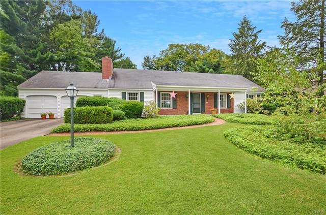 124 Gilbert Road, New Hartford, NY 13413 (MLS #S1366669) :: Serota Real Estate LLC