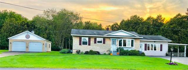 5207 Creaser Road, Westmoreland, NY 13490 (MLS #S1366707) :: Serota Real Estate LLC