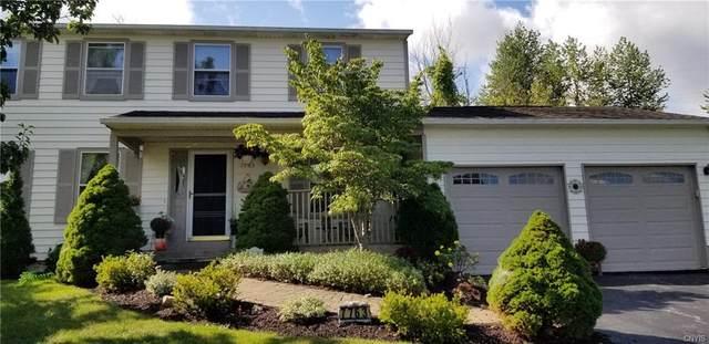 7763 Tirrell Hill Circle, Clay, NY 13090 (MLS #S1366753) :: BridgeView Real Estate