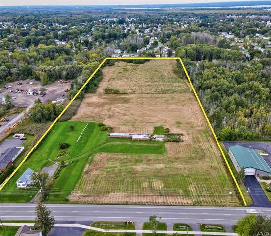 6095 State Route 31, Cicero, NY 13039 (MLS #S1366864) :: BridgeView Real Estate