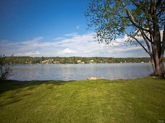 2958 W Lake Road, Cazenovia, NY 13035 (MLS #S1366886) :: MyTown Realty