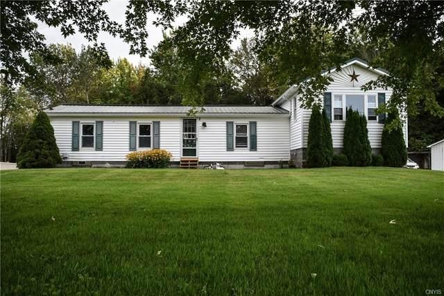 11410 Steuben Road E, Deerfield, NY 13502 (MLS #S1366913) :: Serota Real Estate LLC