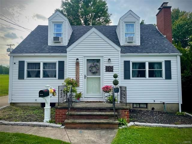 102 5th Avenue, Oswego-City, NY 13126 (MLS #S1366925) :: TLC Real Estate LLC