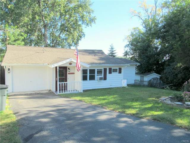 3230 County Route 6, Morristown, NY 13646 (MLS #S1366983) :: Lore Real Estate Services