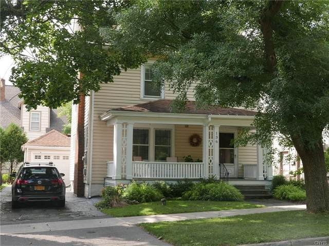 136 Buckingham Avenue, Syracuse, NY 13210 (MLS #S1366986) :: Robert PiazzaPalotto Sold Team