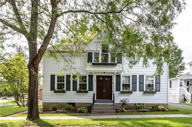 23 State Street, Skaneateles, NY 13152 (MLS #S1367023) :: BridgeView Real Estate