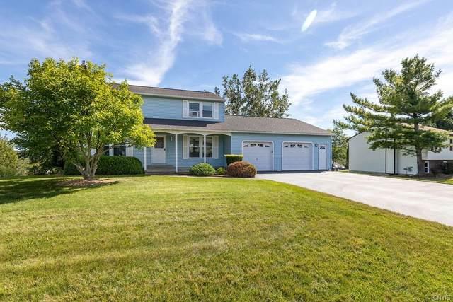 102 Sizzano, Camillus, NY 13209 (MLS #S1367125) :: BridgeView Real Estate