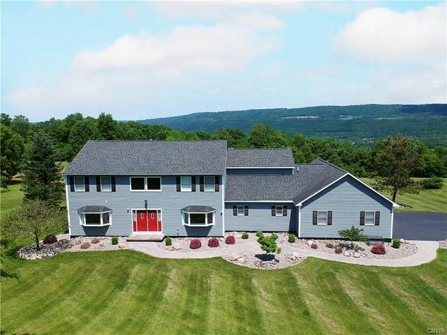 500 Hidden Falls Road, Tully, NY 13159 (MLS #S1367142) :: BridgeView Real Estate