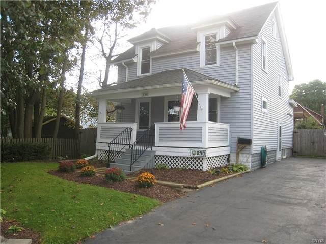 230 Columbia Avenue, Syracuse, NY 13207 (MLS #S1367172) :: Serota Real Estate LLC