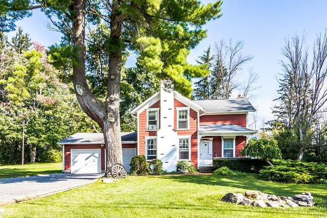 933 State Route 31, Sullivan, NY 13030 (MLS #S1367196) :: Robert PiazzaPalotto Sold Team