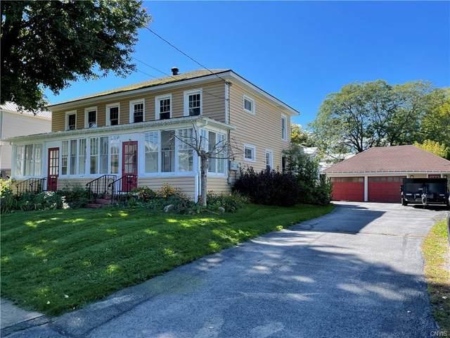 7599/7601 Church Street, Lowville, NY 13367 (MLS #S1367199) :: TLC Real Estate LLC