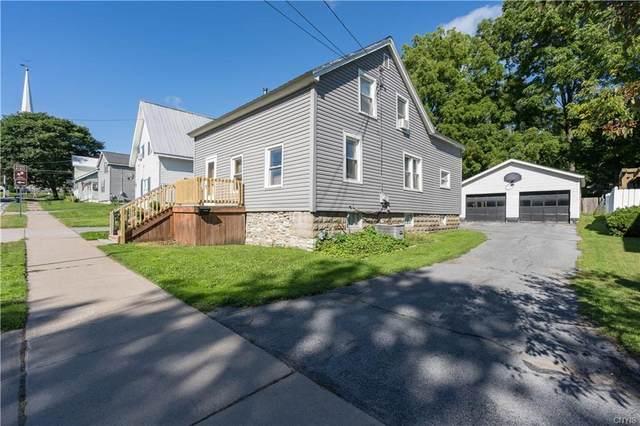 5379 Bostwick Street, Lowville, NY 13367 (MLS #S1367210) :: BridgeView Real Estate