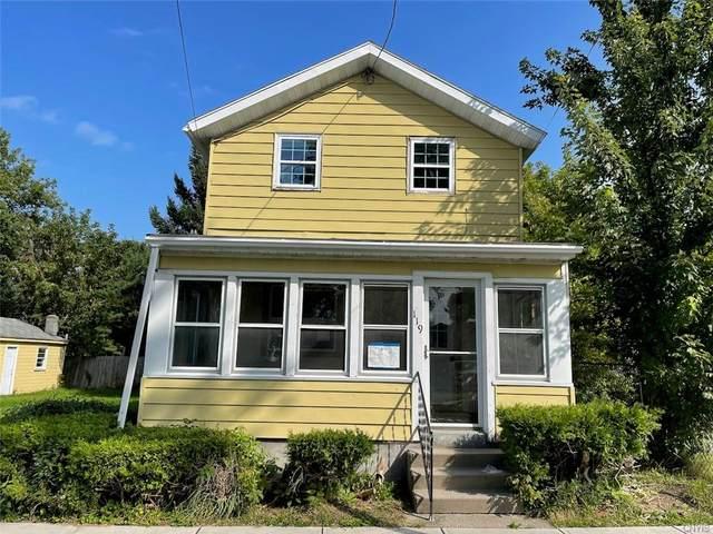 119 E Lynde Street, Watertown-City, NY 13601 (MLS #S1367215) :: TLC Real Estate LLC