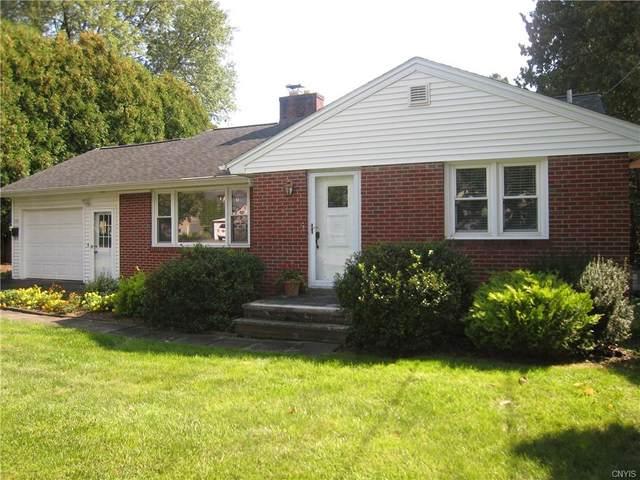 107 W Granger Road, Geddes, NY 13219 (MLS #S1367233) :: BridgeView Real Estate