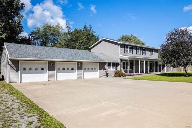 10 Candlewood Drive, Scriba, NY 13126 (MLS #S1367326) :: TLC Real Estate LLC