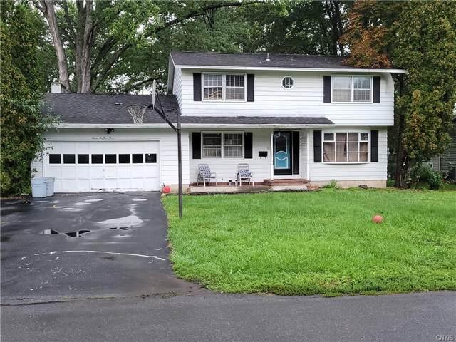 7643 Anchor Drive, Clay, NY 13092 (MLS #S1367358) :: BridgeView Real Estate