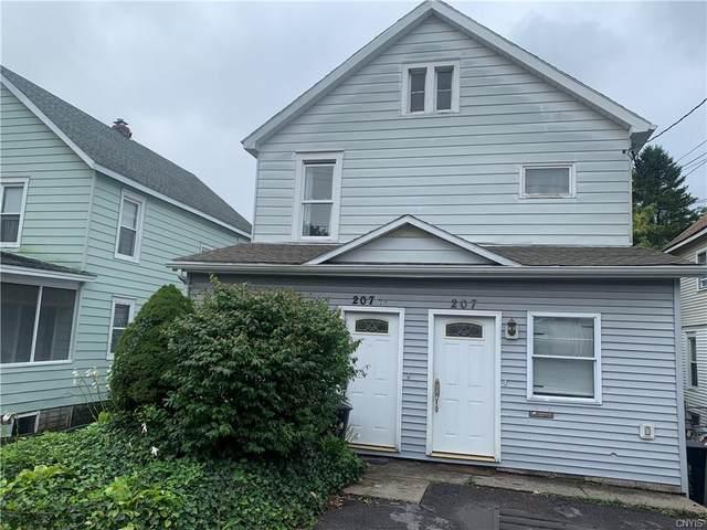 207 Yale Avenue, Geddes, NY 13219 (MLS #S1367363) :: Serota Real Estate LLC