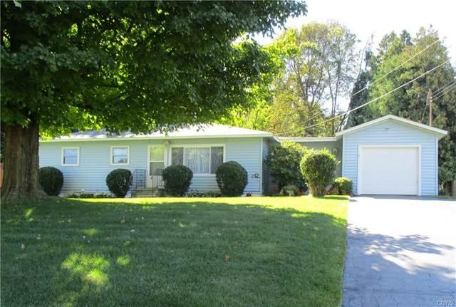 113 Barclay Road, Camillus, NY 13031 (MLS #S1367453) :: BridgeView Real Estate