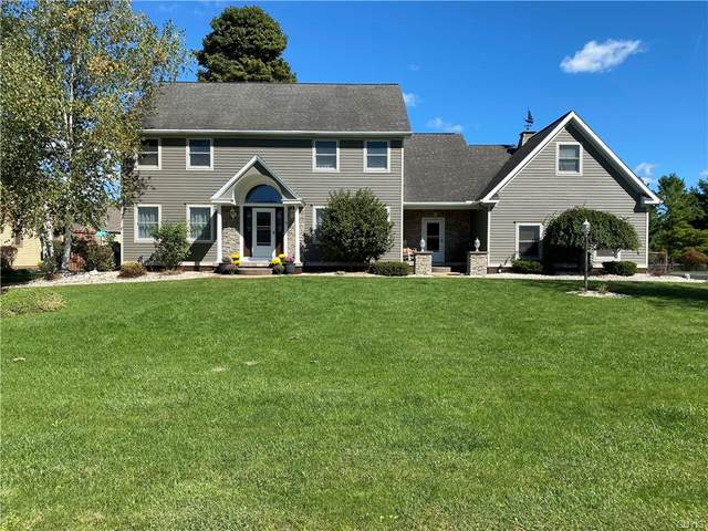43 Ironwood Road, New Hartford, NY 13413 (MLS #S1367471) :: Serota Real Estate LLC