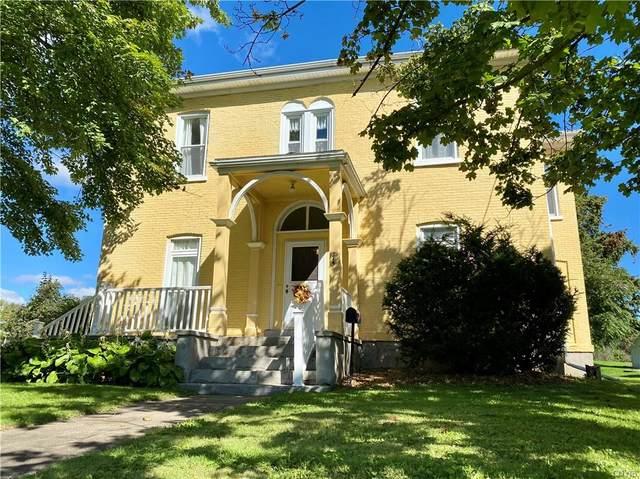 215 W Genesee Street, Galen, NY 14433 (MLS #S1367497) :: BridgeView Real Estate
