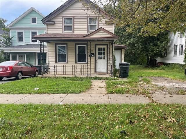 135 W Schuyler Street, Oswego-City, NY 13126 (MLS #S1367517) :: TLC Real Estate LLC