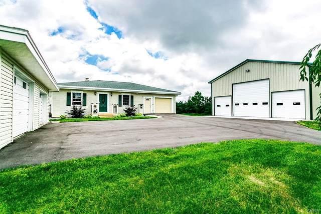 3434 Henneberry Road, Pompey, NY 13078 (MLS #S1367538) :: BridgeView Real Estate