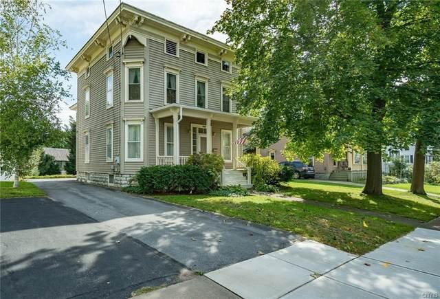 7678 Park Avenue, Lowville, NY 13367 (MLS #S1367563) :: BridgeView Real Estate