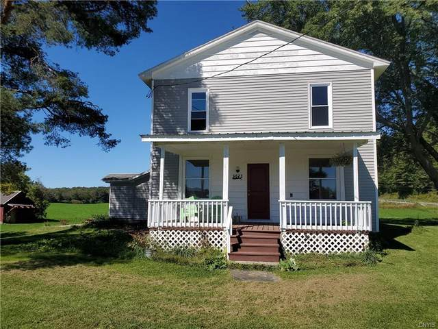 6523 State Route 41 Highway, Scott, NY 13077 (MLS #S1367575) :: BridgeView Real Estate