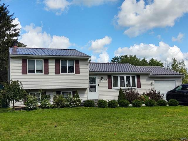 8282 Carnation Drive, Clay, NY 13027 (MLS #S1367624) :: BridgeView Real Estate