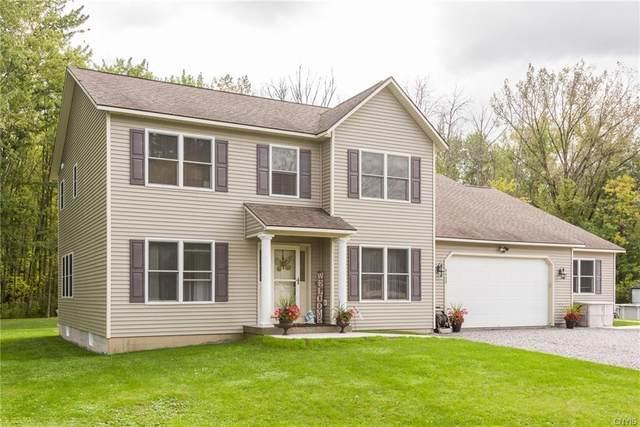 9400 Lewis Point Road, Lenox, NY 13032 (MLS #S1367628) :: BridgeView Real Estate
