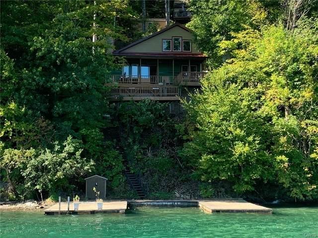 44 Cliffside View, Niles, NY 13118 (MLS #S1367716) :: Serota Real Estate LLC