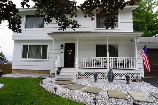 18 Elm Hill Way, Camillus, NY 13031 (MLS #S1367883) :: BridgeView Real Estate