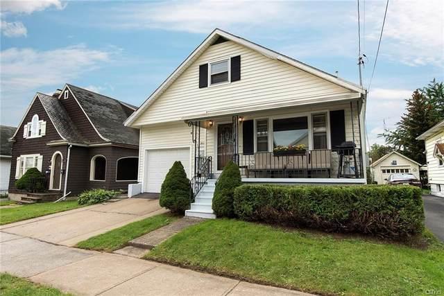 1417 Mather Avenue, Utica, NY 13502 (MLS #S1367941) :: BridgeView Real Estate