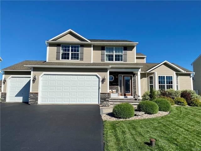 8702 Pizzuto Drive, Cicero, NY 13039 (MLS #S1367945) :: BridgeView Real Estate