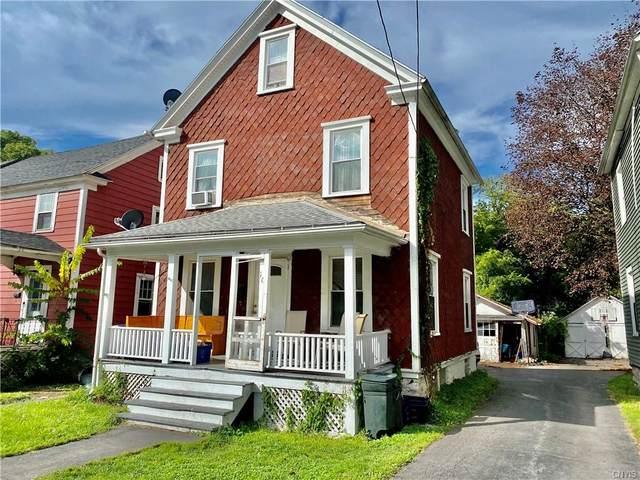 108 Holden Street, Syracuse, NY 13204 (MLS #S1368008) :: BridgeView Real Estate